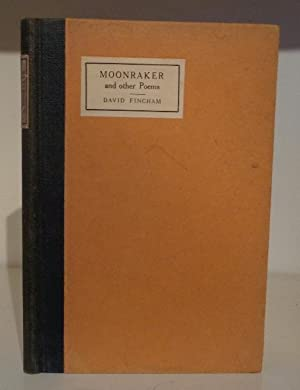 Moonraker and Other Poems: Fincham, David