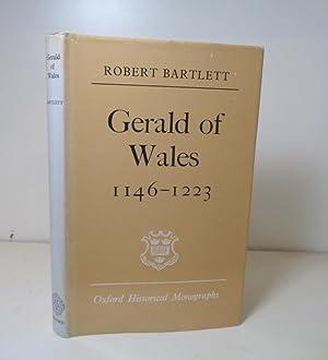 Gerald of Wales, 1146-1223: Bartlett, Robert