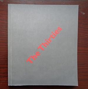 The Thirties : Influences on Abstract Art: Nakov, Andrei; Juda,