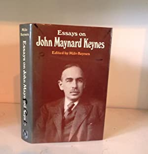 john maynard keynes essays John m keynes john was the first born in a family of three his parents were john neville a moral sciences lecturer at cambridge university and an economist and florence ada a renowned local social reformer.