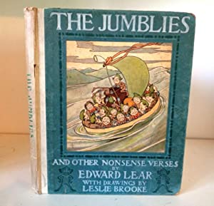 The Jumblies and Other Nonsense Verses: Lear, Edward; illustrated