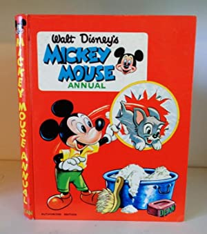 Mickey Mouse Annual 1962: Walt Disney