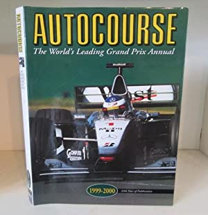 Autocourse:The World's Leading Grand Prix Annual 1999-2000: Henry, Alan (ed.)