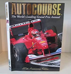 Autocourse:The World's Leading Grand Prix Annual 2000-2001: Henry, Alan (ed.)
