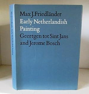 Early Netherlandish Painting. Vol. V / 5: Friedlander, Max J.