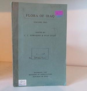 Flora of Iraq. Volume Two / 2: Townsend, C. C.