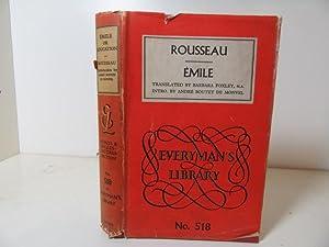 Emile, or Education: Rousseau, Jean Jacques