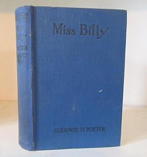 Miss Billy: Porter, Eleanor H