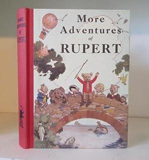 More Adventures of Rupert (Rupert Annual 1937).: various ; Alfred