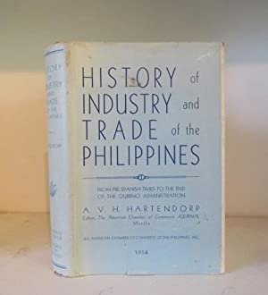 History of Industry and Trade of the: Hartendorp, A.V.H.
