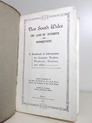 New South Wales. The Land of Sunshine: Bayliss, R. (compiled