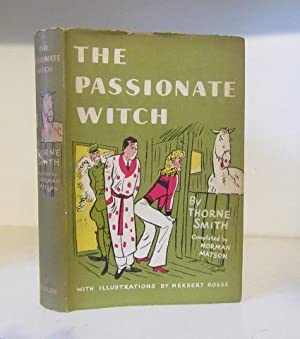 The Passionate Witch: Smith, Thorne ;