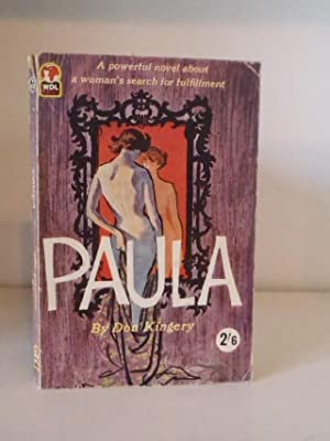 Paula: Kingery, Don