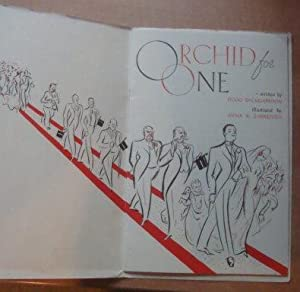 Orchid for One: Backgammon, Hugo ; illustrated by Anna K. Zinkeisen