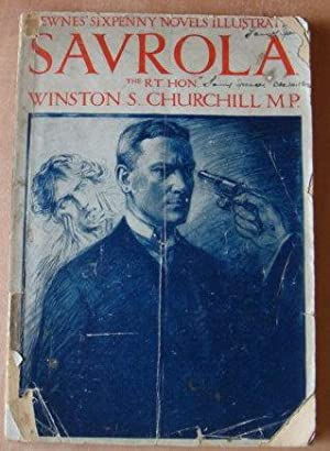 Savrola. A Tale of the Revolution in: Churchill, Winston S.