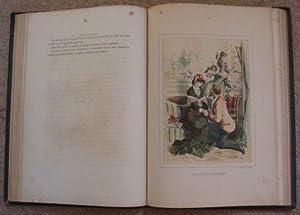 La Dama de las Camelias por Alejandro Dumas Hijo, ilustrada con preciosisímos cromos por D. ...