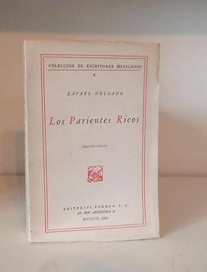 Los parientes ricos.: DELGADO, Rafael