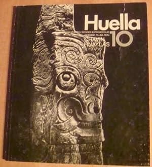 Huella 10 Chavin Huaylas.: Huaylas, Chavin ;
