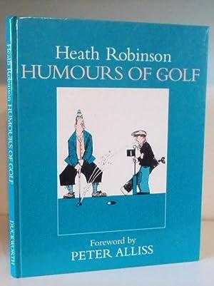 Humours of Golf: Heath Robinson, W