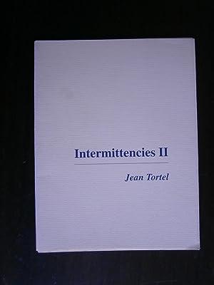 Intermittencies II, from Precarities du Jour, with: Tortel, Jean