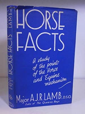 Horse Facts. A Study of Points of: Major A. J.