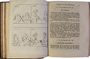 Groot schilderboek, waar in de schilderkonst in: LAIRESSE, G. de.