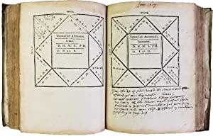 Ephemeris anni a Christi nato 1599 (to 1613.)