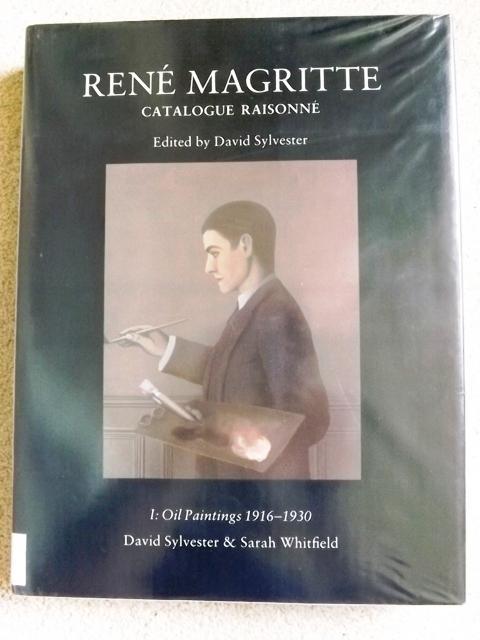 Rene Magritte 1 1916-30 v Catalogue Raisonne Oil Paintings
