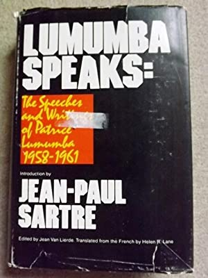 Lumumba Speaks: Speeches and Writings, 1958-61: Patrice Lumumba and