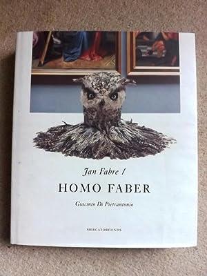 Jan Fabre: Homo Faber: Giacinto Di Pietrantonio
