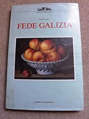 Fede Galizia Catalogue Raisonne: Flavio; Fede Galizia