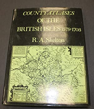 County Atlases of the British Isles, 1579 - 1703. A Bibliography.