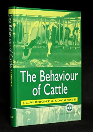 The Behaviour of Cattle.: ALBRIGHT, J.L. and