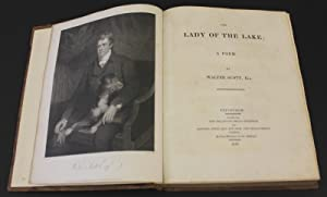 The Lady of the Lake; a Poem.: SCOTT, WALTER