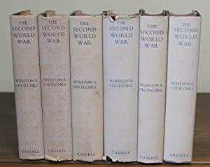 The Second World War. First edition in: CHURCHILL, WINSTON S