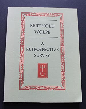 A Retrospective Survey.