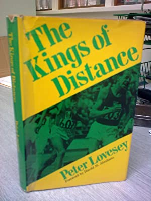 The Kings of Distance *****UK HB 1/1****: Lovesey, Peter