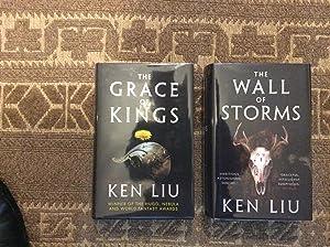 The Dandelion Dynasty Books 1 & 2: Liu, Ken