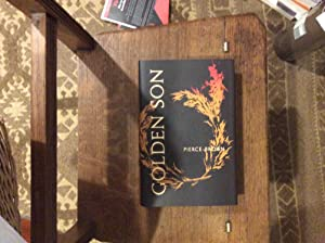 Golden Son, 2nd Book in the Red: Brown, Pierce