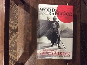 Words of Radiance ******SIGNED & LINED UK: Sanderson, Brandon