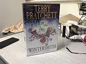 Wintersmith ****SIGNED & LINED UK HB 1/1****: Pratchett, Terry