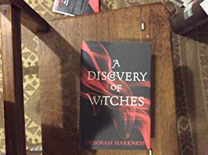 A Discovery of Witches ****SIGNED, LINED &: Harkness, Deborah