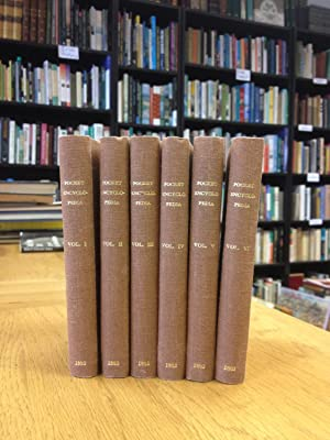 A Pocket Encyclopedia; Or, Library of General: Kendal, Edward-Augustus