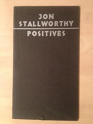 Positives: Stallworthy, Jon