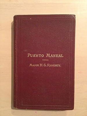 Pus'hto Manual: Major H. G.