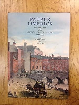 Pauper Limerick: The Register of the Limerick: Fleming, David; Logan,