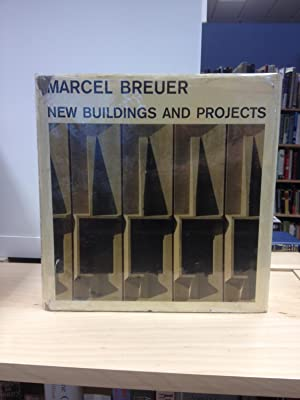 Marcel Breuer, New Buildings and Projects, 1921-69: Papachristou, Tician; Breuer,
