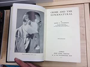 Crime and the Supernatural: Woodhall, Edwin, T.