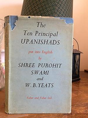 The Ten Principal Upanishads: Shree Purohit Swami