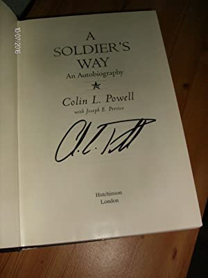 A Soldier's Way An autobiography: Powell Colin ( with Persico Joseph E. ):